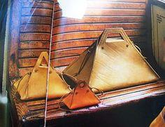 Sac pyramide : tuto