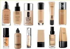 foundations for oily skinned brides