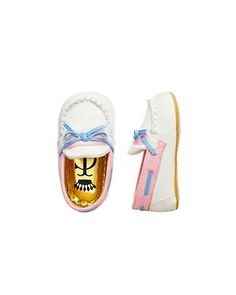 Juicy Couture Baby Loafer Moccasins