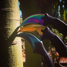 Cs go real knives fade karambit