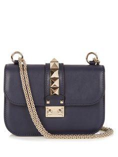 Lock small leather shoulder bag | Valentino | MATCHESFASHION.COM