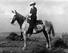 Title: Mabel Yorba Date: 1930 1930s, Horses, Animals, Animales, Animaux, Animal, Animais, Horse