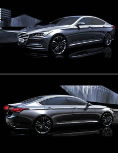 2015 Hyundai Genesis, nice car but I could get a nice used Mercedes for this asking price