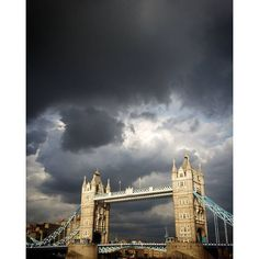 Oh London, you're such a drama queen!