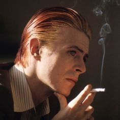 """I find only freedom in the realms of eccentricity."" - David Bowie"