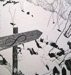 Pointillism 0.1 mm. Il Terzo Livello - detail. Giulio Stoppani.