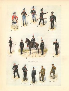 60th King's Royal Rifle Corps  (Royal Americans)