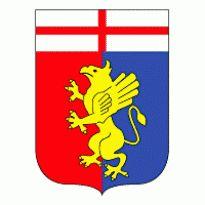 Genoa CFC Logo. Get this logo in Vector format from http://logovectors.net/genoa-cfc/