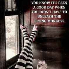 Flying monkies are friends ,  relatives, and strangers that the narcissist manipulates into doing her bidding. After investing enough time grooming flying monkies to abuse and harass their victims, the narcissist can relax. And let the flying mommies do her dirty work for her.
