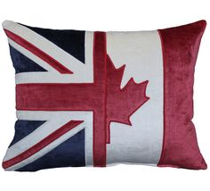 Union Jack Canadian Maple Leaf – Jane Hornsby