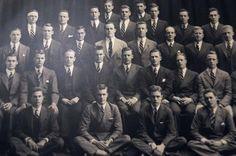 Harvard l 1920's