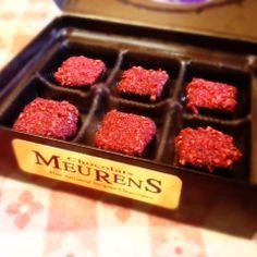 Raspberries, Chocolate, Rum, Cayenne Pepper..Baddabing!