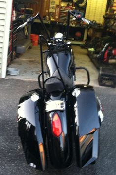 2012 Victory HighBall Custom Bagger / Truly One Of A Kind
