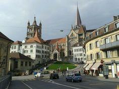 Lausanne in Switzerland - SaigonBao.Biz