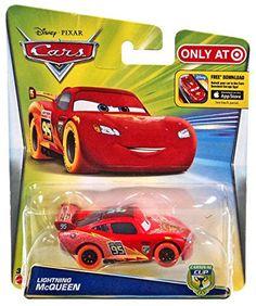 Disney Cars Carnival Cup Lightning McQueen Orange Tires                                                                                                                                                                                 More