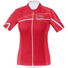 Gore Bike Wear Womens Element WLine Lady Jersey Rich RedCoral Red Large --  You can 17517a88c