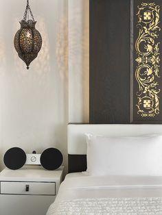 Le Méridien Istanbul Etiler—Presidential Suite Bedroom Room - Creative Details | Flickr - Photo Sharing! Home Bedroom, Bedroom Decor, Room Interior, Interior Design, Moroccan Design, Hotel Suites, Beautiful Bedrooms, Istanbul, Decoration