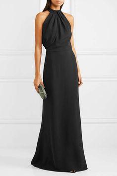 40 elegantes vestidos de fiesta negros, ¡tu look de invitada será un éxito seguro! Couture Mode, Couture Fashion, Homecoming Dresses, Bridesmaid Dresses, Affordable Prom Dresses, Mother Of Groom Dresses, Frack, Evening Dresses, Formal Dresses