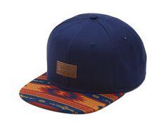Allover It True Native Snapback Cap