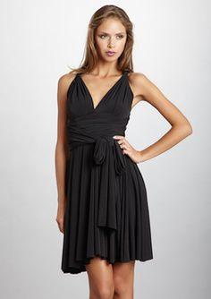 short transformer dress.