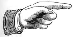 Linotype hands - I have several .AI files of these Hand Symbols, Tattoo Addiction, Hand Lettering Fonts, Steampunk Gears, Vintage Drawing, Old Signs, Vintage Ephemera, Line Drawing, Vintage Images