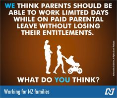 National is making changes to parental leave to better support families and children Parental Leave, Thinking Of You, Families, Social Media, Sayings, Learning, Children, Politics, Thinking About You