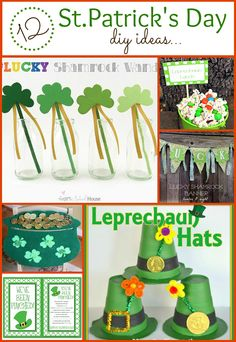 St.Patricks Day DIY