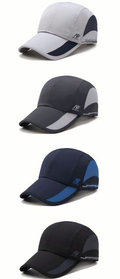 17027799071 Mens Women Outdoor Sports Waterproof Quick-dry Hat Casual Visors Breathable Baseball  Caps Golf Wear