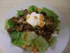 theworldaccordingtoeggface: I heart taco salads