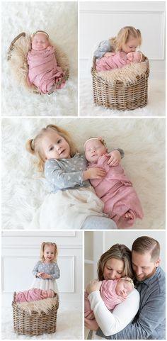 Boy Newborn, Newborn Pics, Newborn Shoot, Newborn Family Pictures, Baby Girl Pictures, Photography Career, Lifestyle Newborn Photography, Sibling Photo Shoots, Sister Photos