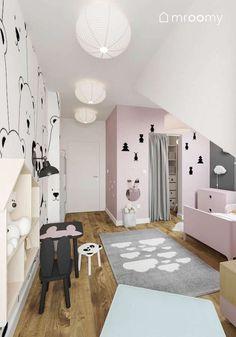 Girl Room, Girls Bedroom, Nursery, Kids Rugs, Baby, Home Decor, Style, Quartos, Swag