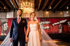 Styled Shoot: restaurant Fifteen in Amsterdam | ThePerfectWedding.nl