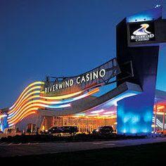 Riverwind Casino. One of the better casino showplaces. Far better than Winstar's joke.