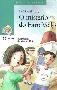O misterio do Faro Vello.   Recén incorporado aos nosos fondos.