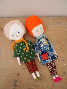 La muñecas de Jess Quinn