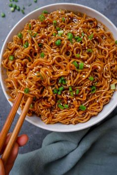 Vegan Dinner Recipes, Vegan Dinners, Whole Food Recipes, Cooking Recipes, Good Vegan Recipes, Easy Vegan Food, Vegan Recepies, Whole30 Recipes, Vegan Asian Noodle Recipe