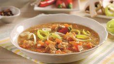 Ostrokyslá polievka: Čínske reštaurácie k vám budú chodiť na recept! - Pluska.sk Tofu, Thai Red Curry, Ethnic Recipes