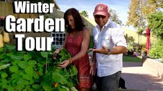 Winter Garden Tour/Harvest - December 2017