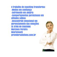 Note with content: Coaching transforma