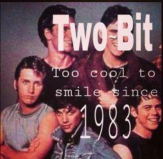 I love Two-Bit!