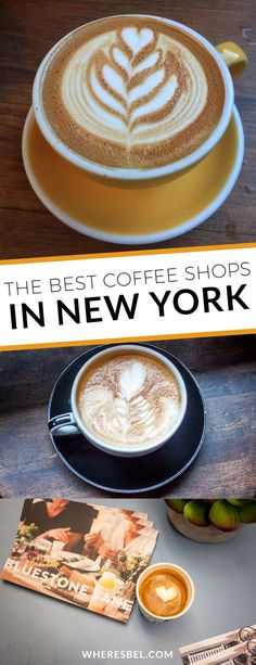 Where to find the best coffee in NYC // NYC Coffee   NYC Travel Guide   Things to do in NYC   Where to Eat in NYC   NYC Foodie   New York City   New York City Restaurants #newyorkcity #newyork #nyc