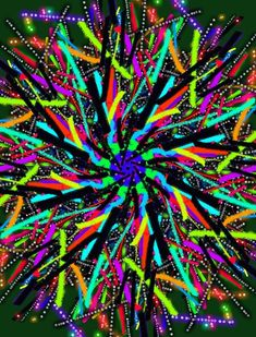 Spinning textures   ck.