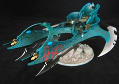 Standard Template Construct: Forge World Dark Eldar Tantalus Conversion Warhammer 40k Dark Eldar, Fantasy Miniatures, Gw, Minis, Template, Vehicles, Green, Painting, Painting Art