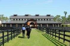 such a beautiful barn!