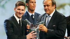 Lionel Messi, Cristiano Ronaldo y la polémica portada de Olé (FOTO)