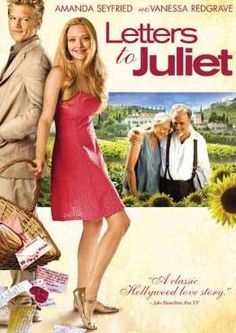 Letters to Juliet!! Love this Movie!! <3