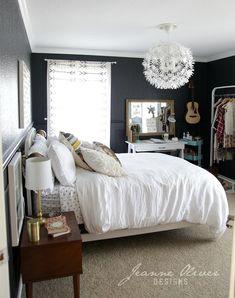 When you're a teenager your bedroom is a really important space — a place to work, to hang out, to create, and to retreat from the cares of the world