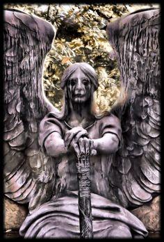 Haserot Angel in Cleveland Ohio.