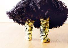 Baberoo Tiger tights