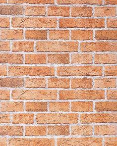 mur de brique rouge orange - Recherche Google